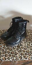 Dr Martens 1460 Size 6 Women's Patent Leather Black