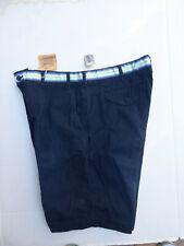 Nwt Cremieux Men'S Navy Golf Shorts Size 36