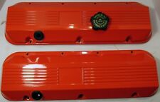 OEM 1965-2000 Chevy Chevrolet Big Block 427 454 Valve Covers 10183743 10183744