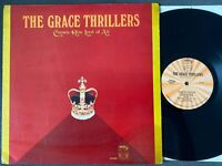 THE GRACE THRILLERS Crown Him Lord of All LP Jamaican Gospel Showers of Blessing