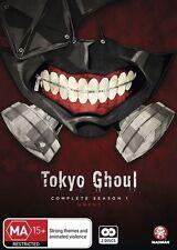Tokyo Ghoul: Season 1 (Uncut) - Natsuki Hanae NEW R4 DVD