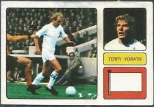 SUN-SOCCERCARDS FOOTBALL-#0198 LEEDS UNITED TERRY YORATH