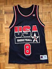 Steve Smith Champion 1994 Team USA Size 40 Jersey
