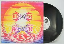 Dedringer • Second Arising 1983 British Metal ♫♫ vinyl record LP EX