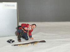 Thomas Gunn British Wounded French Indian Wars FIW010B