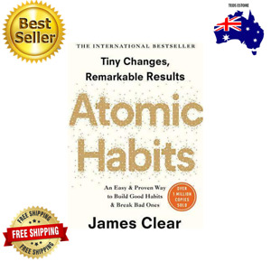 Atomic Habits The Life-Changing Million Copy By James Clear