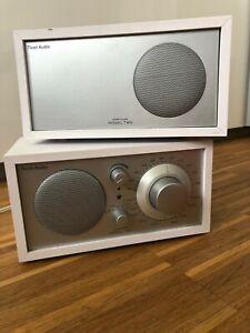 Tivoli Audio RadioModel Two Weiß - sehr guter Zustand - inkl. 2. Lautsprecher
