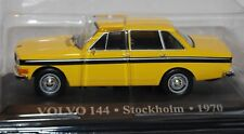 Volvo 144 automatic taxi stockholm 1/43 sweden ixo altaya suede blister box