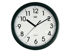 Orologio da parete 25 cm. Trevi OM 3301 Nero