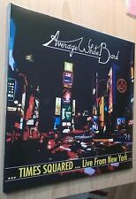 Average white Band 2lp: times squared... Live from New york (2013, nouvelle; 180 Gram)