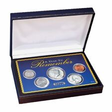NEW American Coin Treasures Year To Remember Coin Box Set 1938