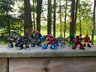 Lot of 8 Marvel Hasbro Playskool Super Hero Adventures & Transformers Figures