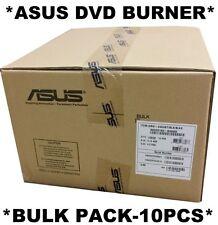 10 x ASUS DVD/CD Internal PC Burner SATA Writer Desktop PC DRW-24D5MT BULK LOT
