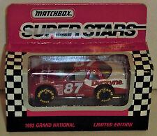 Joe Nemecheck #87 Dentyne 1993 1/64 Matchbox Superstars (BGN) Lumina Stock Car.