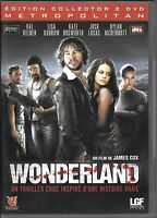COFFRET COLLECTOR 2 DVD ZONE 2--WONDERLAND--COX/KILMER/KUDROW/BOSWORTH/LUCAS