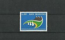 San Marino 1974 Philatelic Day   MNH