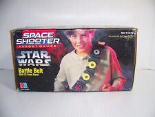 Space Shooter Target Games: Star Wars Battle Belt & 32 Foam Discs