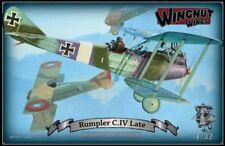 Wingnut Wings 1/32 Rumpler C. IV Late Version # 32037