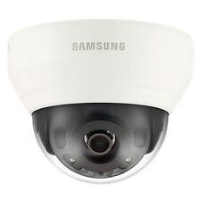 Samsung QND-7010R New CCTV 4MP Network IR Dome Security Camera 2.8mm Lens