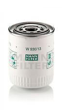Ölfilter für Schmierung MANN-FILTER W 930/13