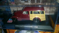 SIMCA HUIT CANADIENNE 1948  IXO 1/43  I105