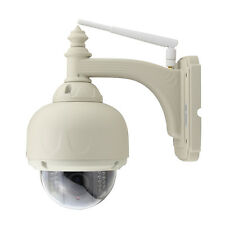 HD 720P Outdoor Pan Tilt Security Webcam ONVIF Wireless IP Night Vision Camera