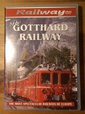 The Gotthard Railway - DVD in Excellent Condition