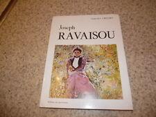 1975.Joseph Ravaisou peintre du pays d'Aix.Creuset
