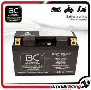 BC Battery moto batería litio para Ducati HYPERSTRADA 939 ABS 2016>