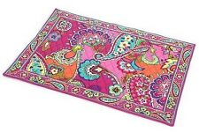 VERA BRADLEY~Quilted Placemats~PINK SWIRLS~Set of Four(4)~RARE & RETIRED~BNWT!