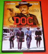 DOC Duelo a muerte en OK Corral - English Español DVD R2 - Nueva