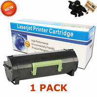 1PK 60F1000 Toner Cartridge for Lexmark MX310dn MX410de MX510de MX511dte MX611de