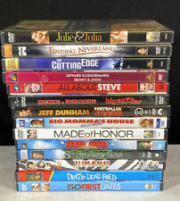 Lot 14 DVD Assorted Movies Comedy Romantic & Drama NO SCRATCHES