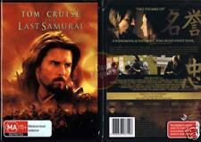 THE LAST SAMURAI Tom Cruise Billy Connolly Watanabe NEW (Region 4 Australia)