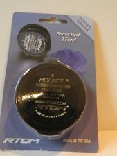 4 Sets Moongel Drum Damper Pads 24 pieces total *Free US Shipping RTOM Moon Gel