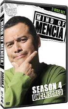 Mind Of Mencia - Uncensored Season 4 (DVD, 2008)