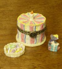 Boyd's Treasure Box #392144 Bailey'S Birthday Cake 1 Ed New from Retail Store