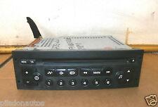 CITROEN C3 PEUGEOT 206 307 VDO RADIO STEREO CD PLAYER