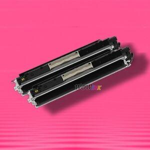 2P Non-OEM Alternative Black TONER for HP 126A CE310A LaserJet Pro MFP M175nw