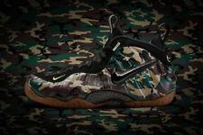 1df986c47a128 Nike Air Foamposite Pro LE Army Camo Size 12. 587547-300. green gum