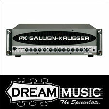 Gallien Krueger 2001RB Amplifier Head 1080W Bass Head RRP$2949!