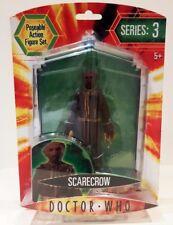 Doctor Who Action Figure: Scarecrow Cravatta Marrone 5 pollici