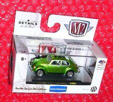 M2 Machines Auto-Thentics  1953 VW BEETLE Deluxe USA Model  Volkswagen 5380 pcs.