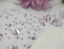 New Clear Crystal Pixie Nail Art Mini Rhinestones Crystals Charm Flat-Back