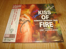 ERIC ALEXANDER HAROLD MABERN Kiss of Fire Audiophile VENUS JAPAN CD NEW Signed