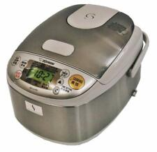 ZOJIRUSHI Rice Cooker 0.54L for 3 Cups NS-LLH05-XA 220-230V Japan EMS NEW