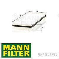 Interior Pollen Cabin Filter for Renault:ESPACE IV 4 334/C2038 7701056389