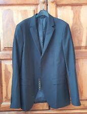 Sisley Black Men's Blazer Jacket