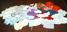 Large Lot of Vintage Cabbage Patch Clothing (37 Pieces) - Cowboy / Play / Sleep