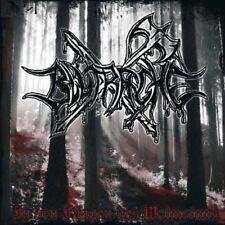 Blutrache - In den Fängen des Wahnsinns CD (Black Metal Sammlung Goatmoon Mgla)